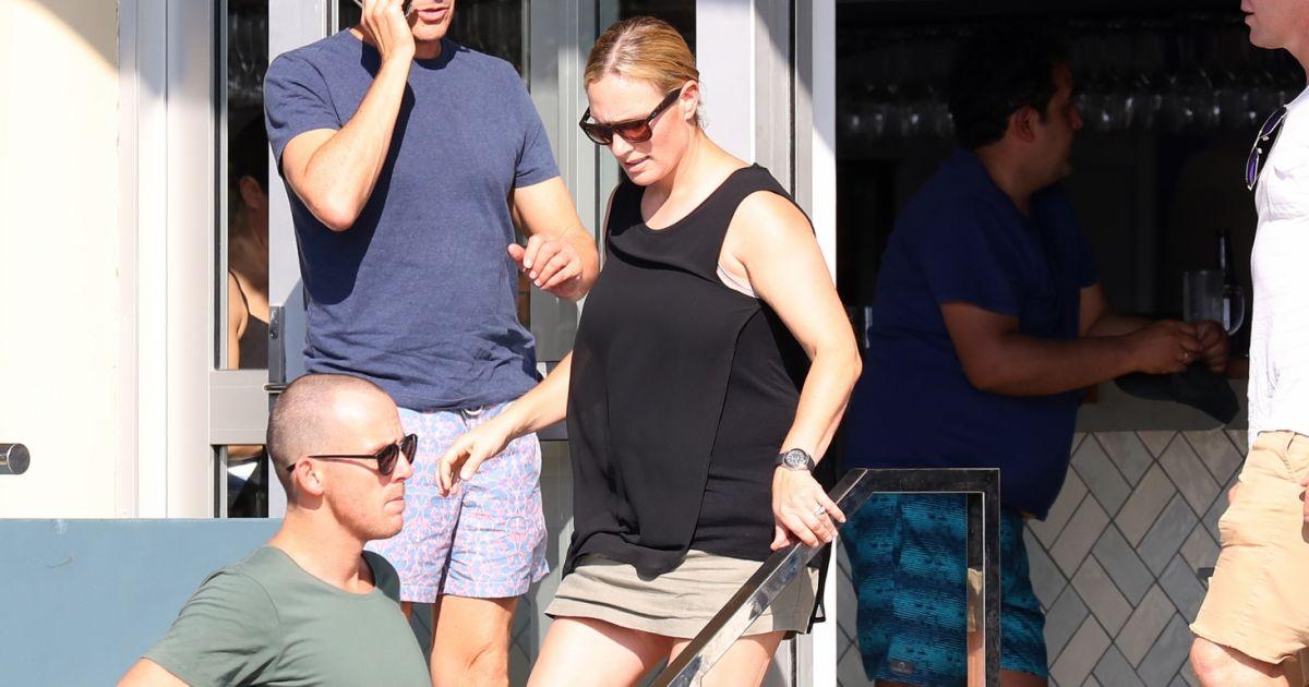Zara phillips enceinte de son 2e enfant un an apr s sa - Retomber enceinte apres une fausse couche ...