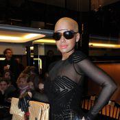 Avec la belle et exhubérante Amber Rose... Kanye West n'est pas prêt de s'ennuyer ! Regardez !!!
