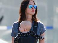 Megan Fox : Craquant trio avec son fils et sa maman qui lui ressemble beaucoup