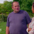 Daniel dans L'amour est dans le pré 2018, sur M6.