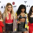 "Fifth Harmony (Ally Brooke, Normani Kordei, Dinah Jane, Lauren Jauregui) - People au concert ""Tidal x Brooklyn"" au Barclays Center à Brooklyn, New York, le 17 octobre 2017. © Charles Guerin/Bestimage"