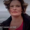 """Lundi 15 janvier, M6 dévoile les premiers portraits de """"L'amour est dans le pré"""". Ici Aude."""