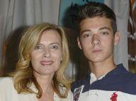 """Valérie Trierweiler, fière de son fils Léonard : """"C'est moi qui l'ai fait"""""""