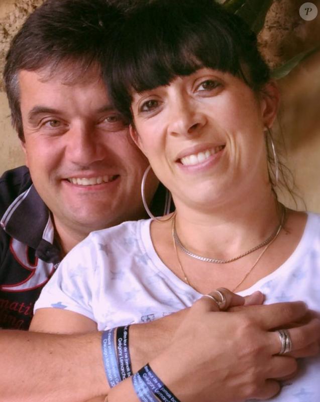 """Pierre et Frédérique de la saison 7 de """"L'amour est dans le pré""""."""