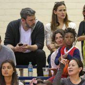 Ben Affleck : Triste et sombre avec Jennifer Garner, tout sourire avec sa chérie