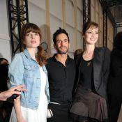 Louise Bourgoin et Cécile Cassel font... leur show pour Vuitton avec Marc Jacobs !