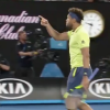 Jo-Wilfried Tsonga veut se battre avec un spectateur en plein match