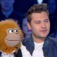 """Jeff Panacloc dans """"Salut les Terriens"""", le 21 janvier 2018."""