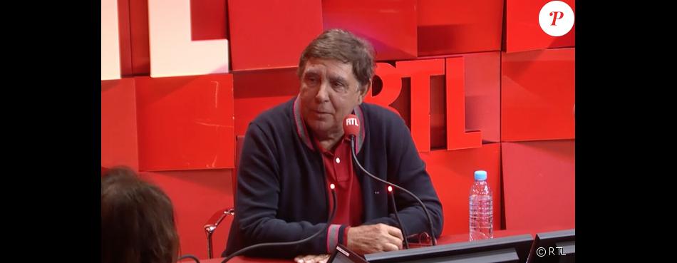 """Jean-Pierre Foucault flingue """"On n'est pas couché"""", le 20 janvier 2018 sur RTL."""