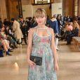 Pauline Baly - Défilé Georges Hobeika, collection Haute Couture printemps-été 2018-2019 à Paris, le 22 janvier 2018.