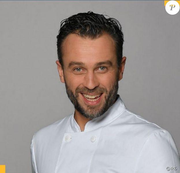 """Franckelie Laloum candidat de """"Top Chef 2018"""", photo officielle, M6"""