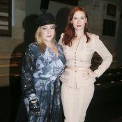 Fashion Week : Marilou Berry et Audrey Fleurot, ravissantes pour un voyage