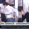 """Cali quitte le plateau - CNEWS, """"L'heure des pros"""", jeudi 25 janvier 2018"""