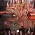 Ambiance - Dîner de la 41ème édition du Prix The Best à l'hôtel George V à Paris le 25 janvier 2018. © Philippe Baldini/Bestimage