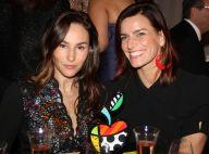 Vanessa Demouy et Fauve Hautot, duo de charme à la remise du prix The Best