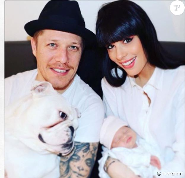 Jean-Edouard Lipa (Loft Story) publie de tendres clichés avec sa fille, Victoire, sur Instagram.