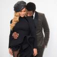 Beyoncé et JAY-Z au gala pré-Grammy Awards de la Clive J. Davis Foundation et de la Recording Academy. New York, le 27 janvier 2018.