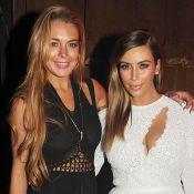 Kim Kardashian remet Lindsay Lohan à sa place... Et ça fait mal !