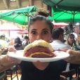 "Ella Aflalo, candidate de ""Top Chef 2018"" (M6)."