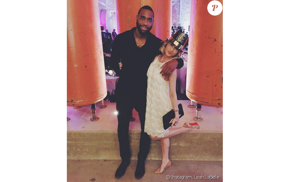 Leah LaBelle et son mari Rasual Butler