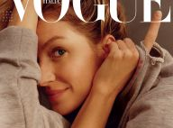 Gisele Bündchen : Shooting photo en famille, juste avant le Super Bowl