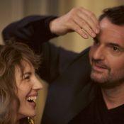 """Louise Bourgoin et """"ses enfants"""" font de la colocation avec Arnaud Ducret"""