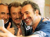 """Jean Dujardin, confidences sur son ami Johnny Hallyday : """"Il n'a jamais surjoué"""""""