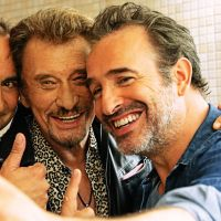 Jean dujardin confidences sur son ami johnny hallyday for Dujardin johnny