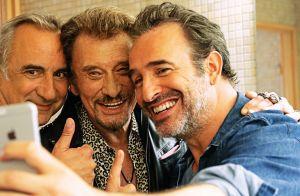 Jean Dujardin, confidences sur son ami Johnny Hallyday :