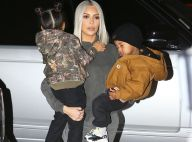 Kim Kardashian : Le visage de sa petite Chicago dévoilé pour la première fois !