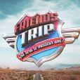 "Logo ""Friends Trip"""