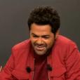 Jamel Debbouze dans l'émission Au Tableau (février 2018)