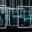 Charlotte Gainsbourg (Prix artiste féminine) - 33ème Cérémonie des Victoires de la Musique à la Seine musicale de Boulogne-Billancourt, France, le 9 février 2018. © Coadic Guirec/Bestimage
