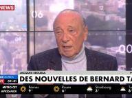 """Bernard Tapie, -20kg et """"sous pompe à oxygène"""" : Des nouvelles peu rassurantes..."""