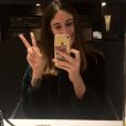 """Jesta de """"Koh-Lanta"""" chez le coiffeur, 13 février 2018"""