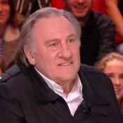 """Gérard Depardieu sur le testament de Johnny : """"Elle va en chier, la Laeticia"""""""