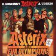 L'album d'Asterix aux jeux Olympiques les secrets du tournage