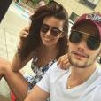 Natali Husic avec son chéri Louis Sarkozy