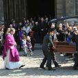 L'enterrement d'Alain Bashung