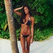 Jade Lagardère sublime en bikini : La bombe profite de vacances aux Maldives