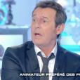 """Jean-Luc Reichmann invité de """"Salut les terriens !"""" (C8) samedi 24 février 2018."""