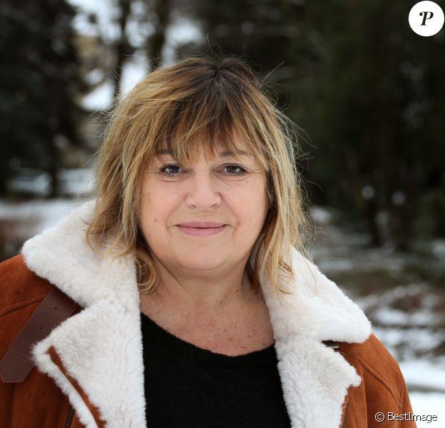 Michèle Bernier - 20e anniversaire du Festival des Créations Télévisuelles de Luchon, France, le 10 février 2018. © Patrick Bernard/Bestimage
