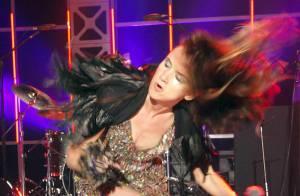 Juliette Lewis : elle a un nouveau groupe, mais elle est toujours... aussi déjantée !