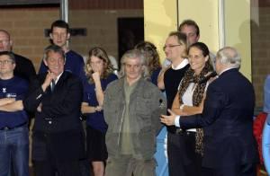 Laure Manaudou-Philippe Lucas : une soirée ensemble...
