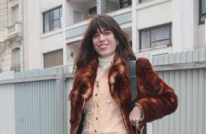 Fashion Week : Lou Doillon, matinale et pas frileuse pour Chloé
