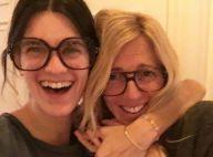 Sandrine Kiberlain avec sa fille Suzanne Lindon, irrésistible à 4 ans