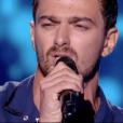 """Francè dans """"The Voice 7 sur TF1 le 3 mars 2018."""