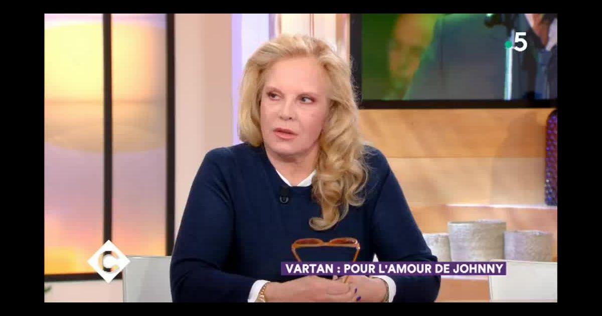 Sylvie vartan dans c vous sur france 5 le vendredi 3 mars 2018 - France 5 ca vous ...