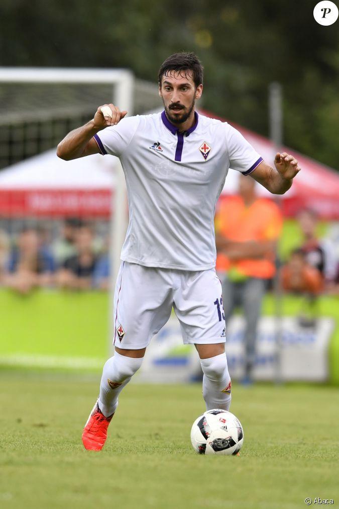 Davide Astori en août 2016....