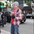 """Kellan Lutz au magasin Kitson de Los Angeles, pour la sortie du DVD de """"Twilight"""", le samedi 21 mars 2009."""